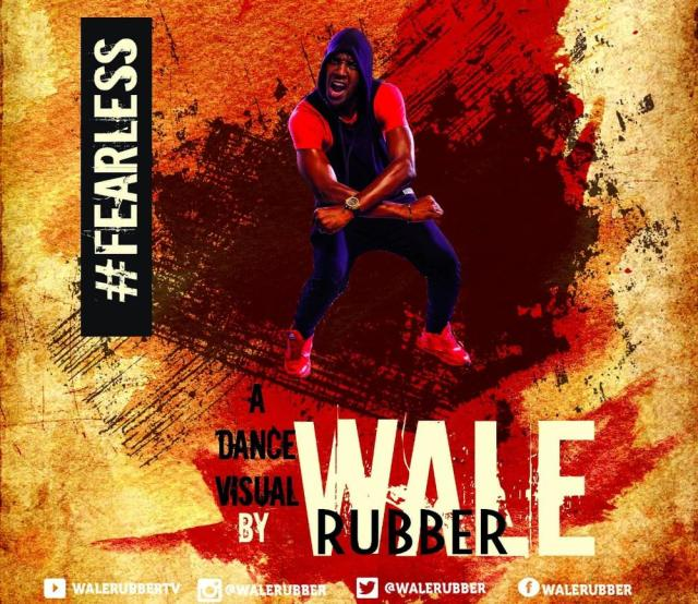 "BellaNaija - Wale Rubber & Cobhams Asuquo team up on New Dance Visual ""Fearless"" 