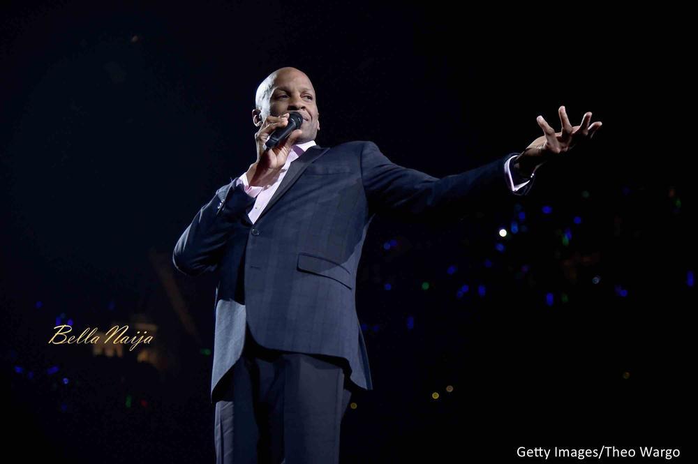 #TidalXBrooklyn: Mr Eazi takes the stage alongside JAY-Z, Chris Brown, Cardi B