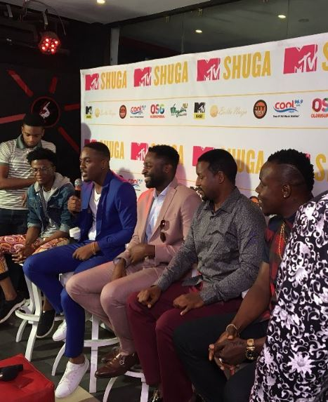 MTV Shuga press conference