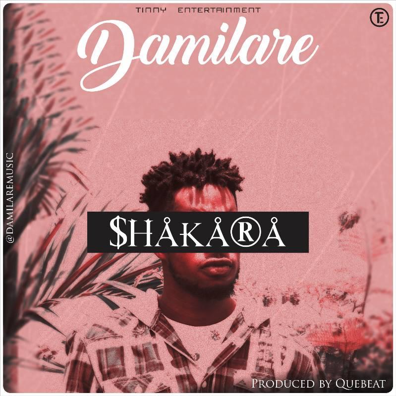 "Damilare is Tinny Entertainment's Latest Signee! | Listen to his New Single ""Shakara"" on BN"