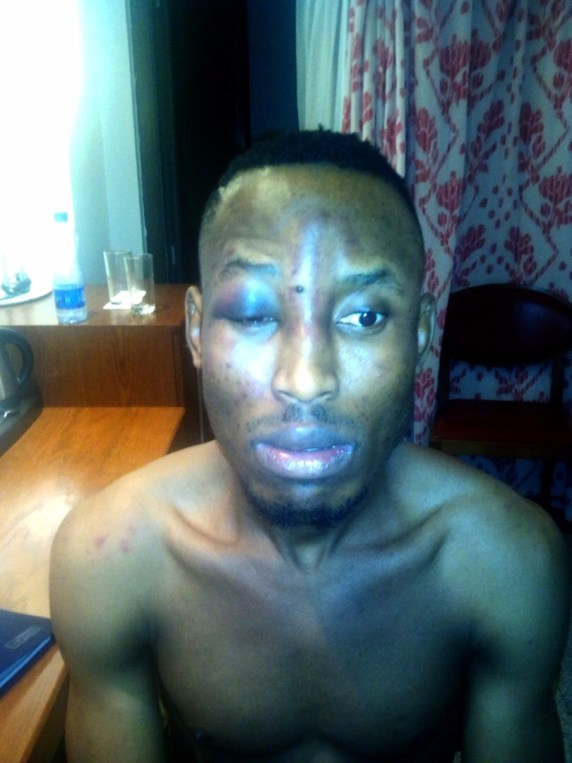 "Singer Mr 2Kay allegedly rubbed at gunpoint after ""Buckwyld N Breathless"" Performance"
