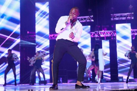 Baddest!🙌 Davido joins Cardi B, Krept & Konan, Stormzy on stage at #MOBOAwards 2017 | Highlights