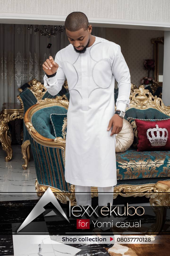 Dapper Alexx Ekubo And Yomi Casual Release New