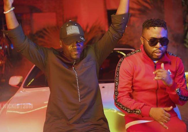 """Samklef links up with Akon on Music Video for forthcoming single """"Skelebe"""""""