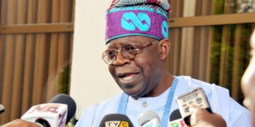 "Here's what Bola Tinubu has to say about ""Operation Amotekun"""