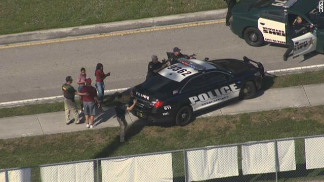 BREAKING: 20 people reportedly injured as Shooter opens fire on Florida High School