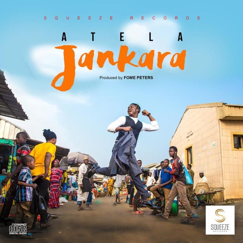 New Video: Atela - Jankara