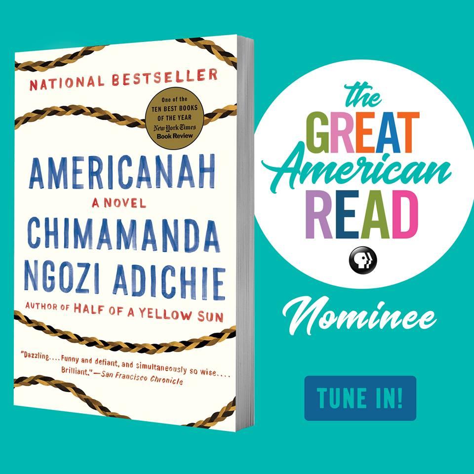 Things Fall Apart Author: Chimamanda Ngozi Adichie's 'Americanah' & Chinua Achebe's