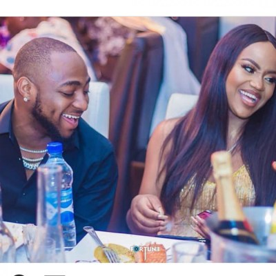 Image result for Davido's girlfriend Chioma