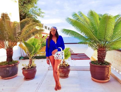 Divorced Actress, Chika Ike Finds Love Again - Photos