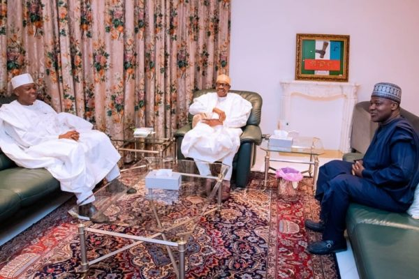 Saraki, Dogara & Kwankwaso to reportedly join PDP | BellaNaija