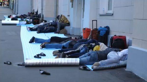 NGO says 400 Nigerians stuck in Russia   BellaNaija
