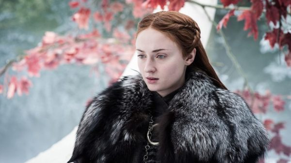 "Sophie Turner is assuring us ""Game of Thrones"" Finale will be Unpredictable | BellaNaija"