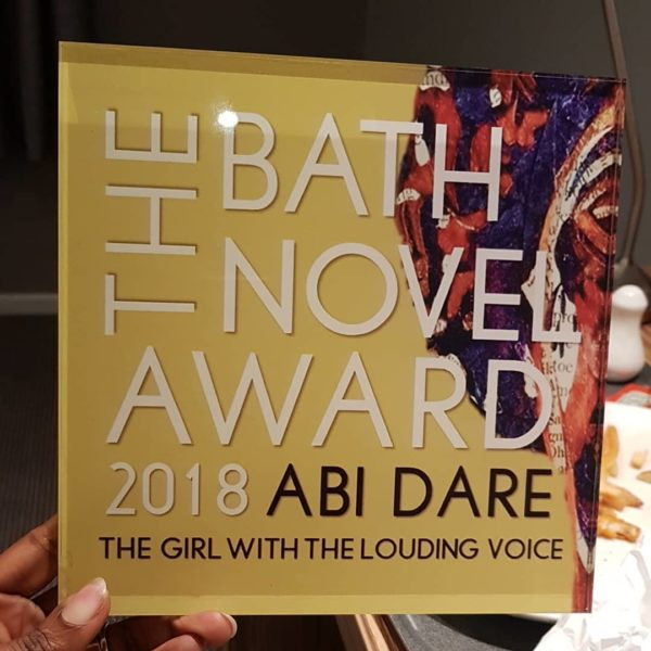 The Bath Novel Award 2018