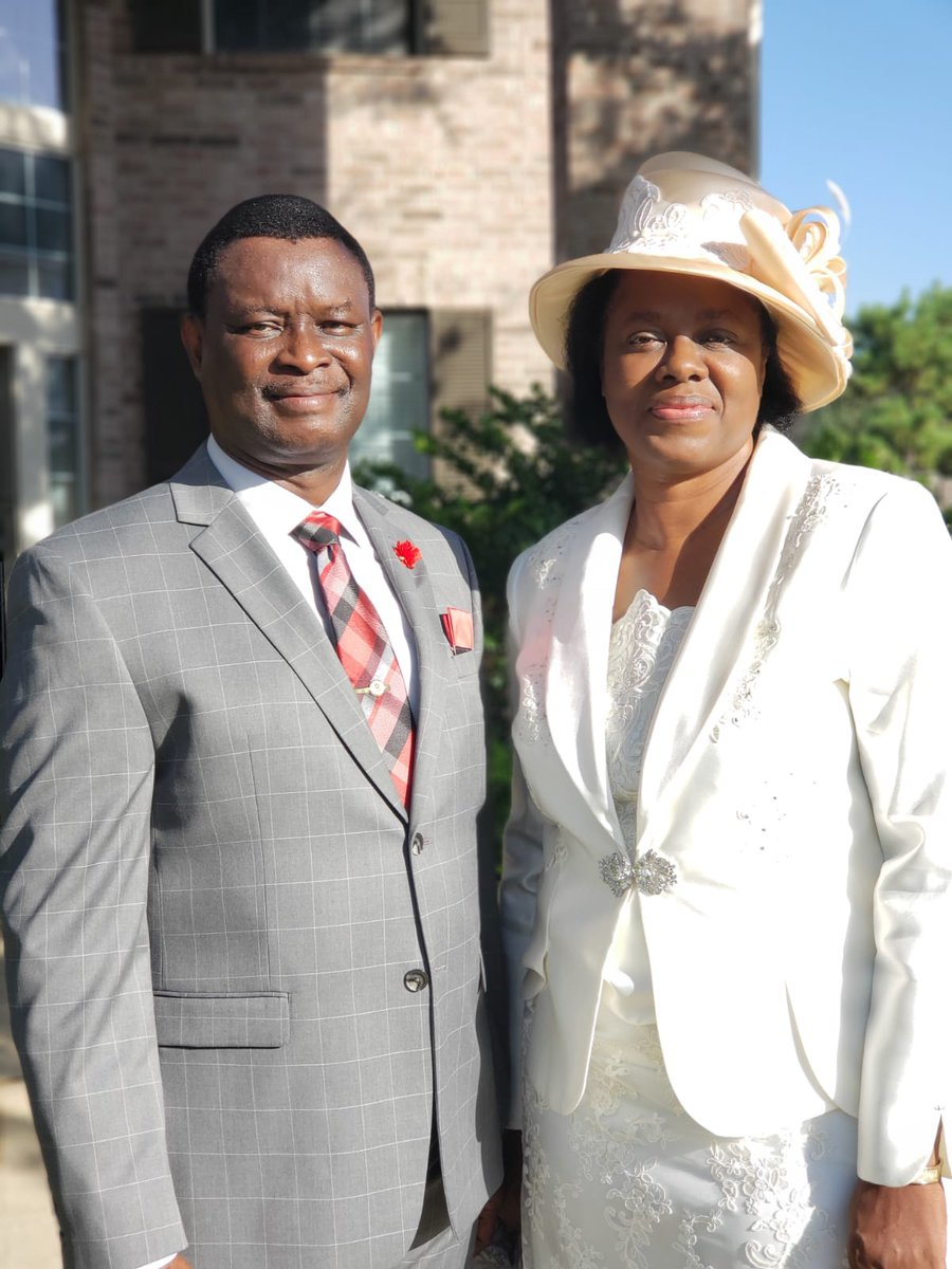 Mike Bamiloye's Birthday Note to his wife Gloria is Goals ? | BellaNaija