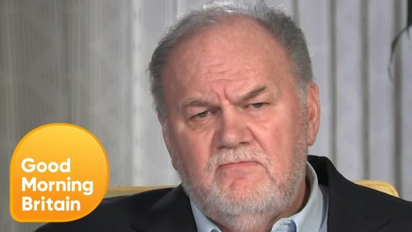 """""""I love you very much"""" - Meghan Markle's dad Thomas wants his Daughter to Make Contact   WATCH   BellaNaija"""