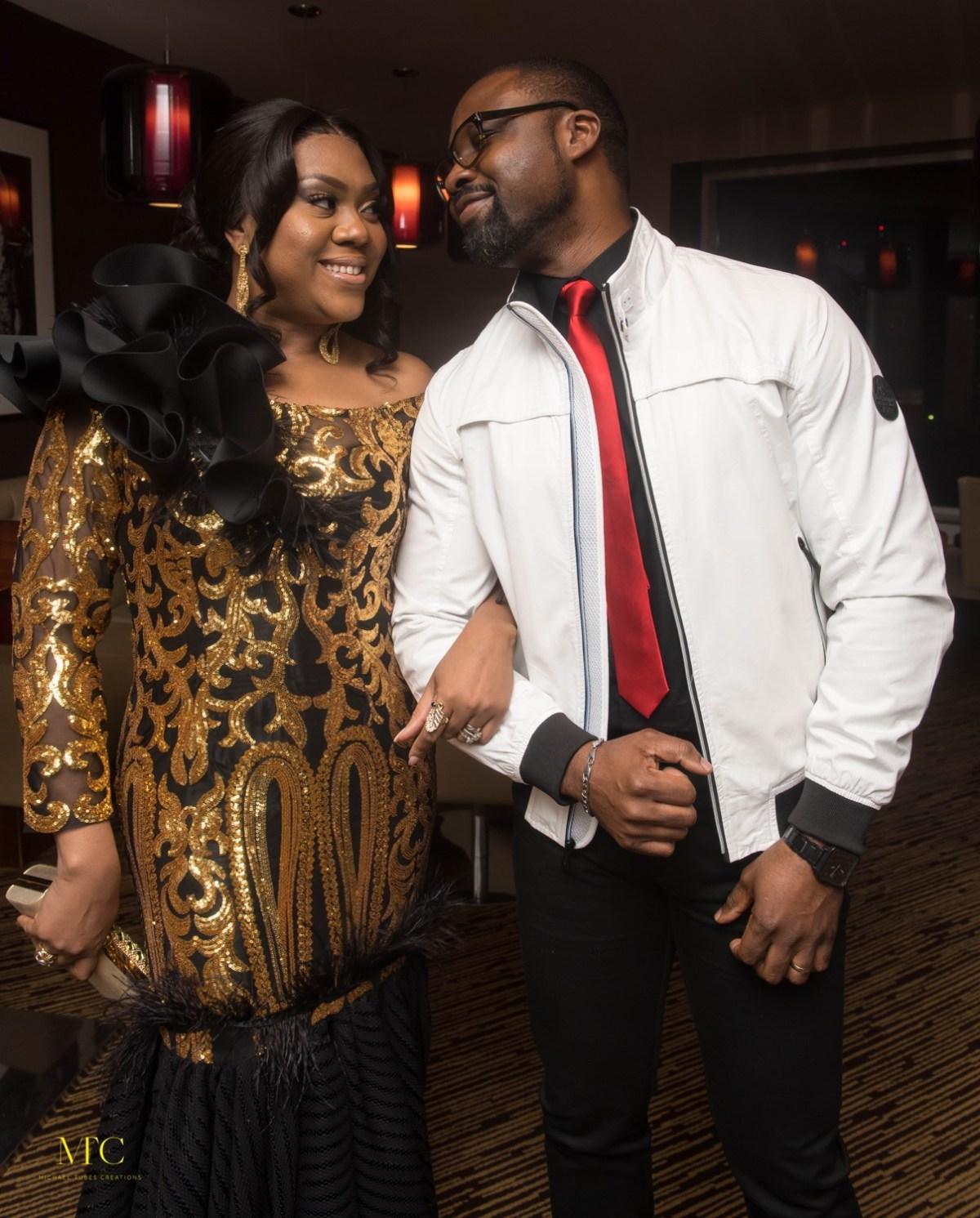 Stella Damasus Remembers Late Husband Jaiye Aboderin 16 Years Later
