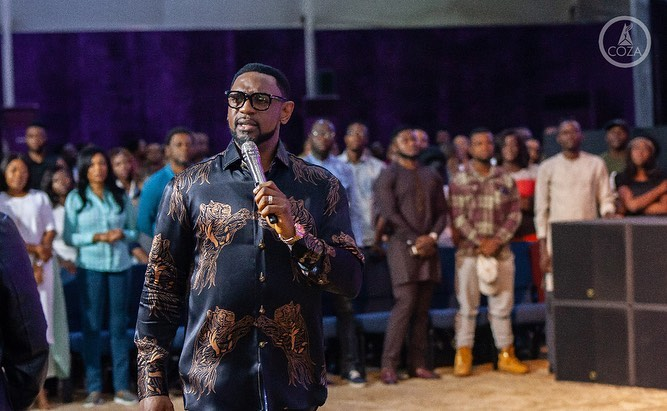 """""""We have not received any court documents"""" — Pastor Fatoyinbo responds to Latest News Reports"""