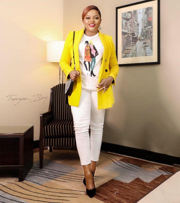 Funke Akindele Biography and Net Worth