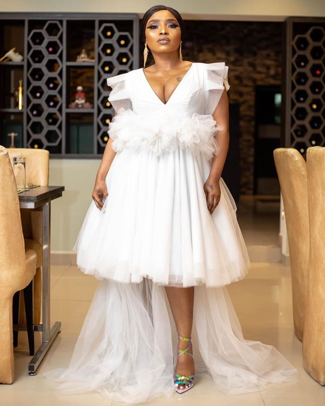 Halima Abubakar Vows To Expose Secrets That Can Destroy Marriages In Nollywood