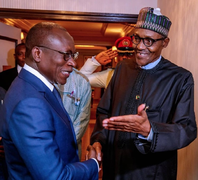 Buhari Explains why Nigeria-Benin Republic Border was Shut