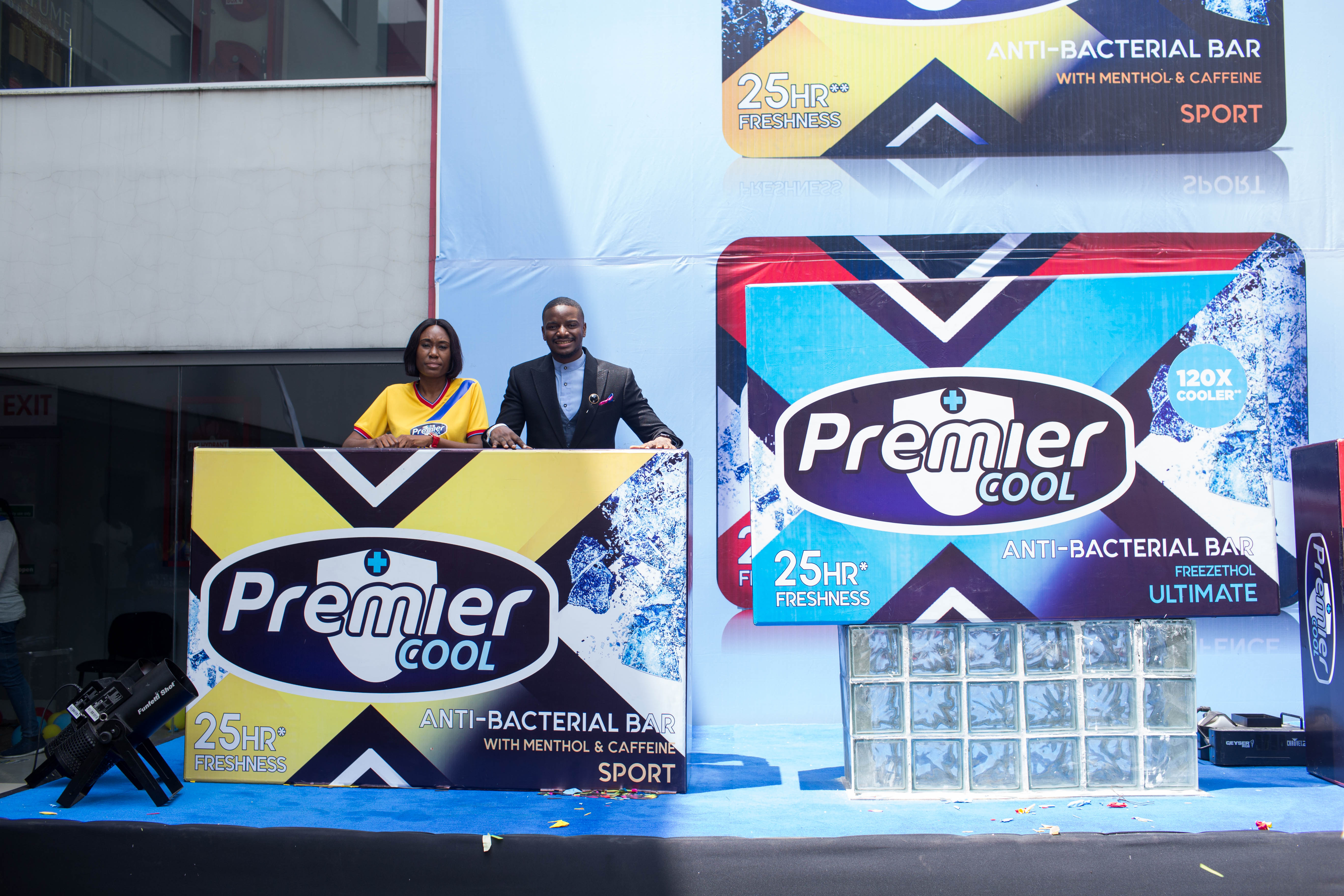 Premier Cool brings the Chill to Nigeria!