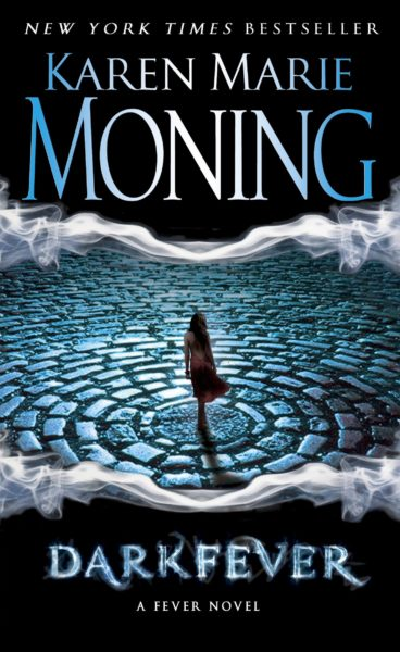 Nofisat is a BellaNaijarian Reading the Fever Series by Karen Marie Moning