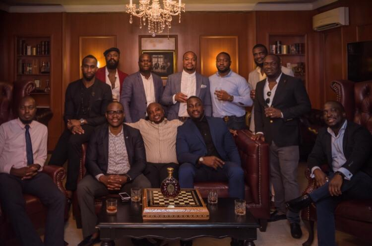 CEO, Play Network Africa Hosts Kings College Boys Alumni to a Premium Night of Cognac Tasting & Cigar Sampling