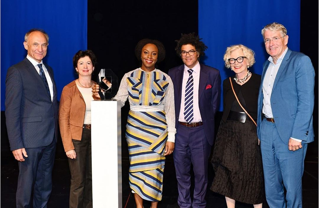 Chimamanda Ngozi Adichie honoured with 'Prism of Reason' Award in Germany