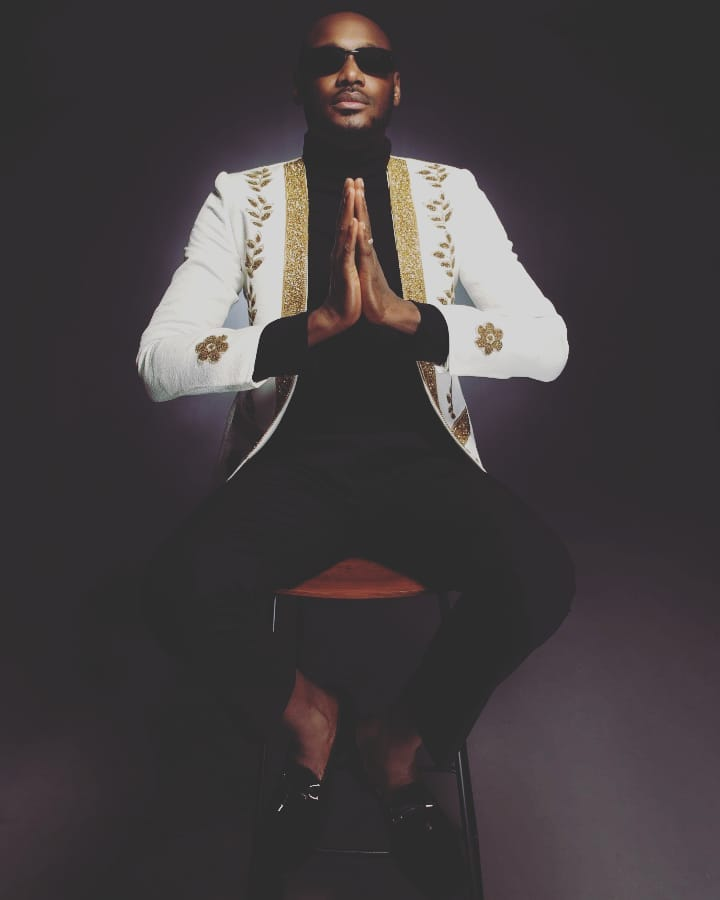 <div>It's 2Baba's Birthday Today & His Heart Desire is for Peace in Nigeria</div>