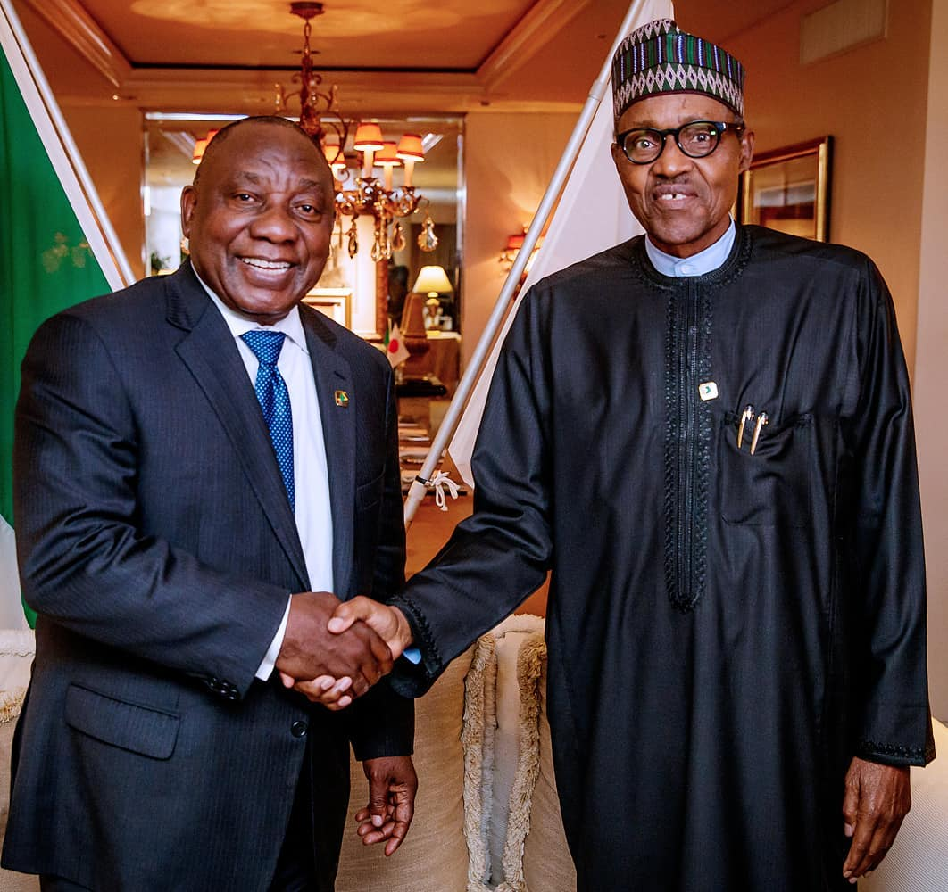 SA's President Ramaphosa Sends Special Envoys to Nigeria, Other African Countries