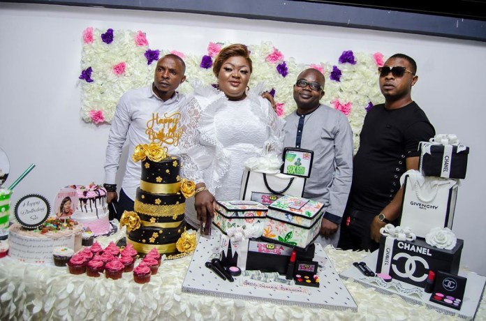 Eniola Badmus' Birthday party was So Much Fun & We've Got the Photos
