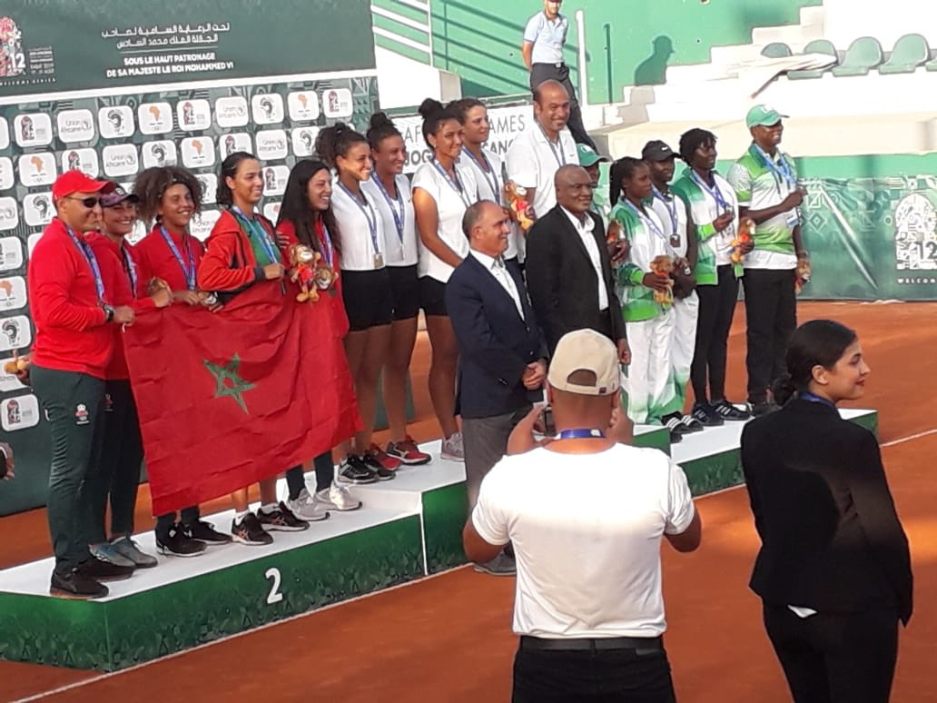 Team Nigeria Brings Back 121 Medals from 12th African Games in Morocco