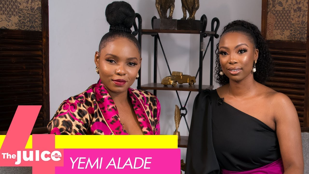 "Yemi Alade discusses working with Beyoncé, Relationship with Angélique Kidjo & Future International Collaborations On Ndani TV's ""The Juice"" 