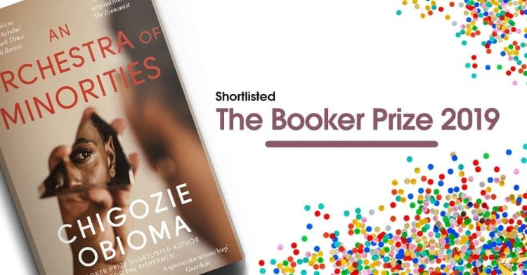 """Chigozie Obioma's """"An Orchestra of Minorities"""" Shortlisted for Booker Prize 2019 