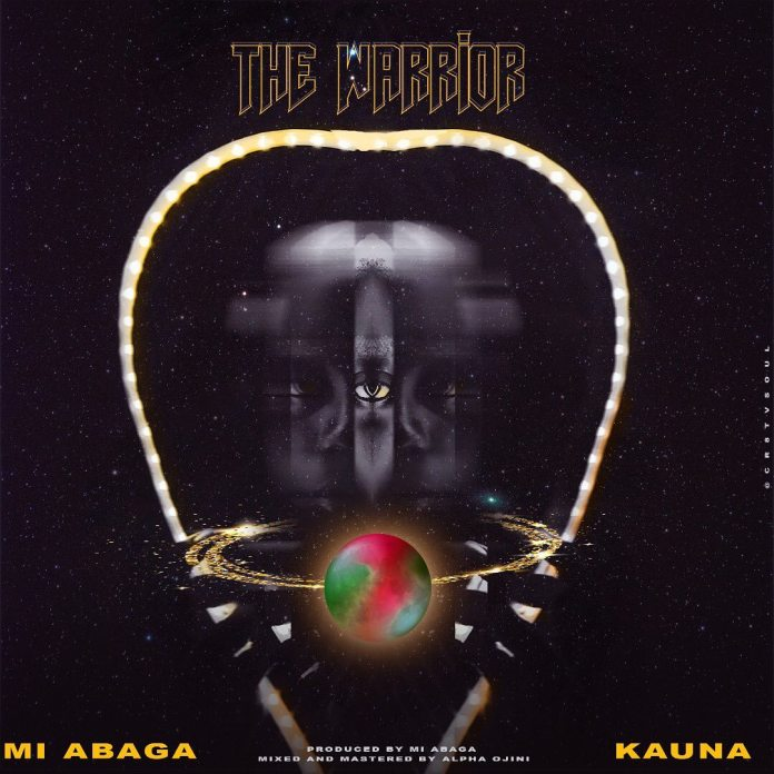 """M.I teams up with Kauna in New Track """"The Warrior"""" 