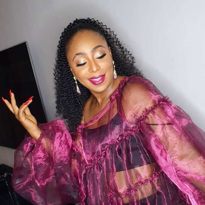 Dakore Egbuson-Akande is a Glad Birthday Belle in these Photographs