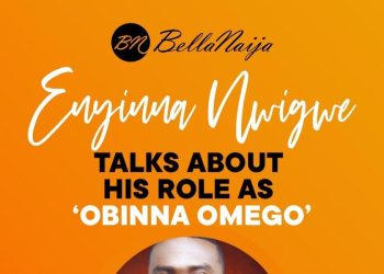 Enyinna Nwigwe gives us a Look into his Character in Living In Bondage: Breaking Free | Watch Our BellaNaija Interview
