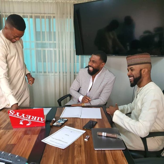 #BBNaijas Mike Signs Management Deal with Empire Mates Entertainment