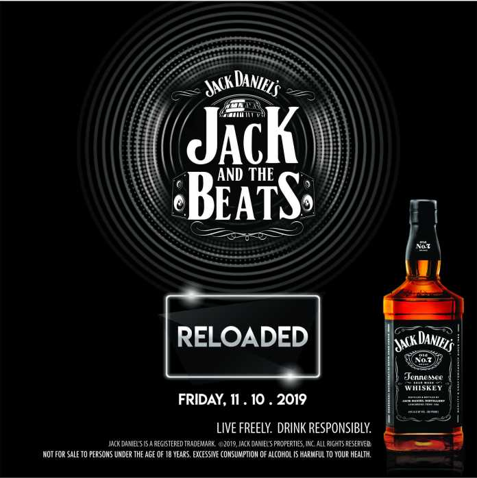 Network & Enjoy Live Music at Jack and The Beats Reloaded   October 11th