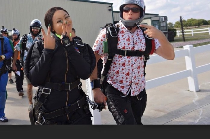 """#BBNaija's Nina shares Images from her """"Most Daring and Scariest"""" Journey"""