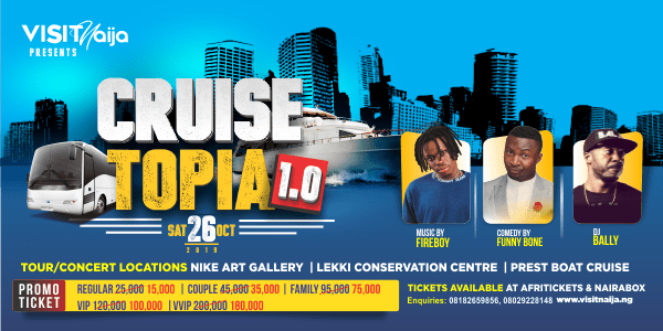 Don't Break the Financial institution to have the Good Day-cation! Discover Cruisetopia 1.Zero with Go to Naija on October 26th