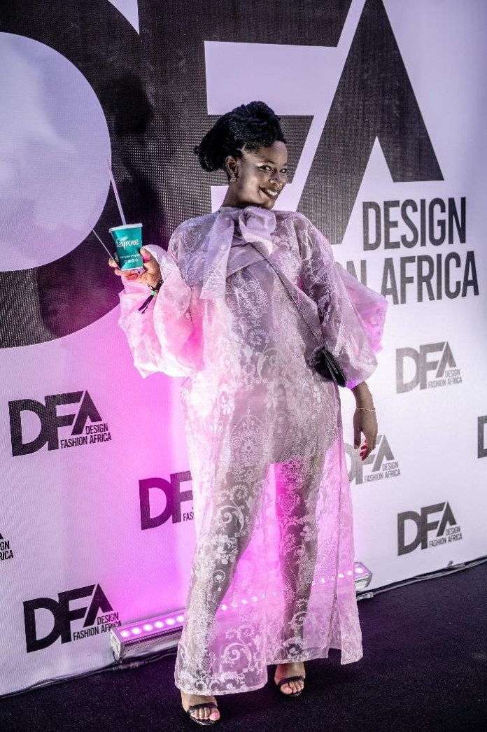 Listed below are the Highlights of Fayrouz at Design Style Africa Finale