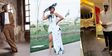 BellaNaija Styles Best Dressed Celebrities of the Week: Boitumelo Thulo, Ike Onyema, Rita Dominic and More