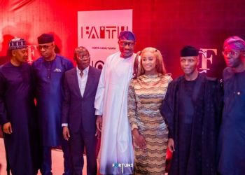 Is Femi Otedola's Donation to a Charity the Largest Ever by a Nigerian? Hint – It's N5 Billion