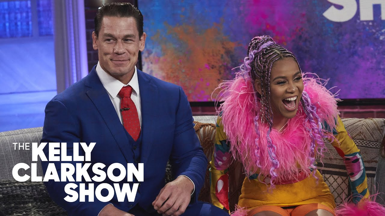 This Video of John Cena surprising South African Singer Sho Madjozi is so Heartwarming | WATCH