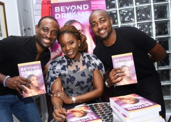 Architect Olajumoke Adenowo hosts Governor Kayode Fayemi, Dame Abimbola Fashola to Book-signing for her Premier Novel Beyond my Dreams