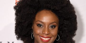 Chimamanda Ngozi Adichie is Still Surprised by How We Should All Be Feminists became a Fashion Statement
