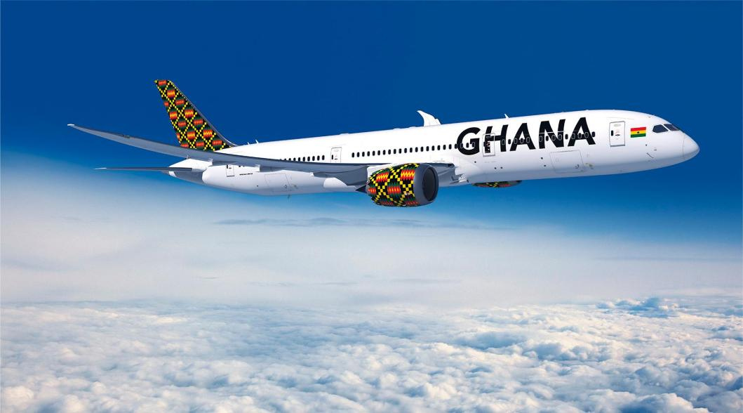 Ghana Air is Re-Launching with 3 New Boeing 787 Dreamliners