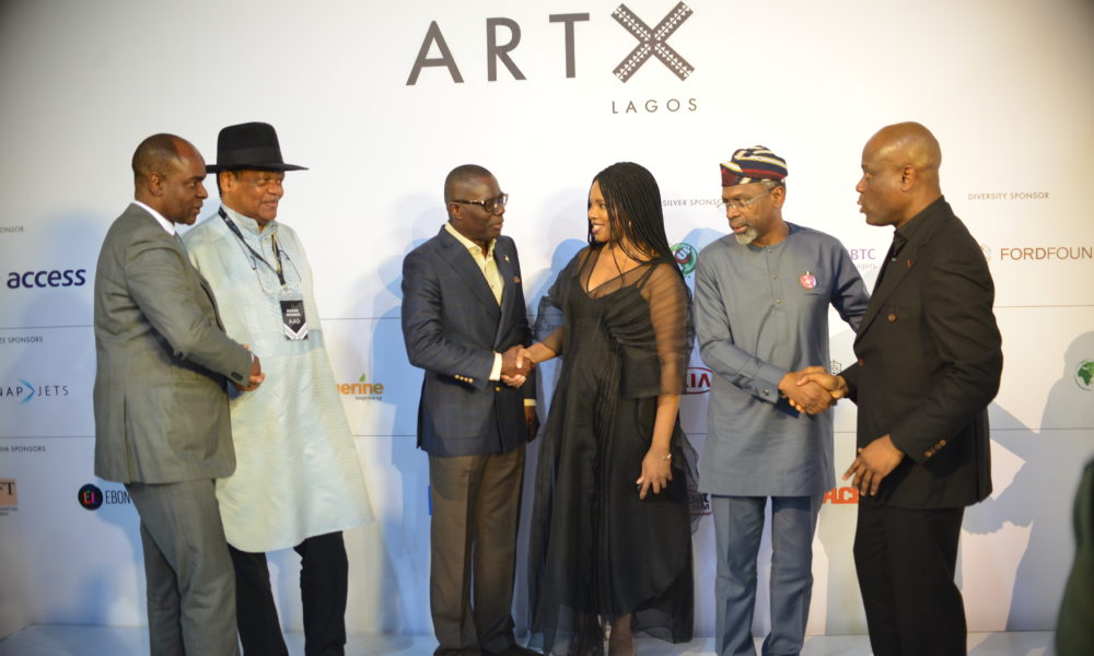 Let's Throw Back to the Sensational Experience Access Financial institution, Art X Lagos brought Our Way